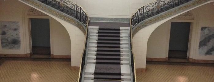 Museo Superior de Bellas Artes Evita is one of Córdoba.