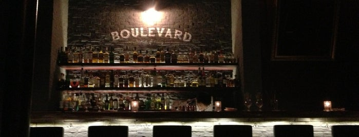 The Boulevard is one of Date Night.