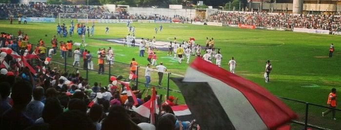 Estádio Municipal Lindolfo Monteiro is one of 100 Melhores Programas em Teresina - Pi.