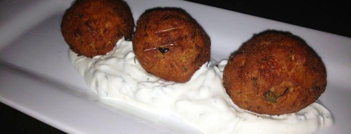 Cava Mezze is one of 100 Very Best Restaurants - 2012.