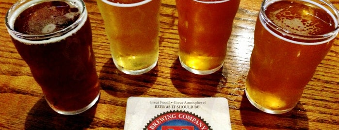 Tustin Brewing Company is one of LA & SD Breweries.