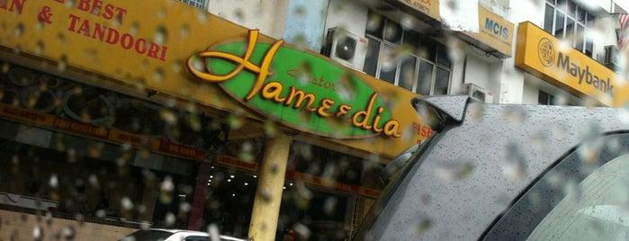 Restoran Hameedia is one of Favorite Food.