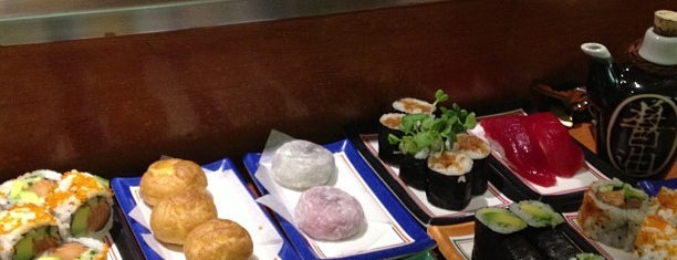 Takara Sushi is one of Tasty Tuesday!.