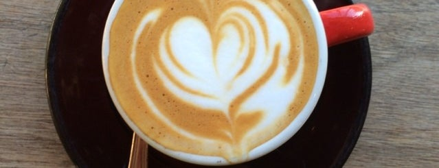 Bica Coffeehouse is one of For the Love of Caffeine.
