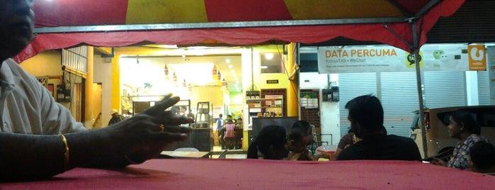 Chennai Masalla's Curry House is one of Makan @ Utara #12.