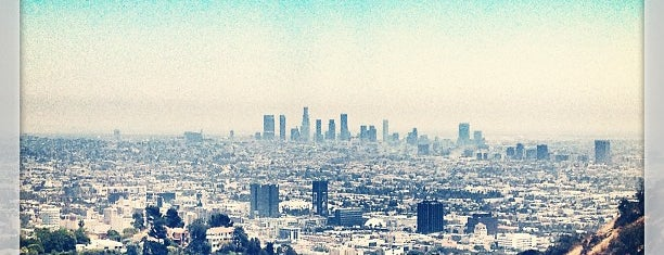 Runyon Canyon Park is one of L.A..