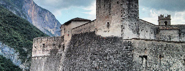 Castel Beseno is one of Trentino.