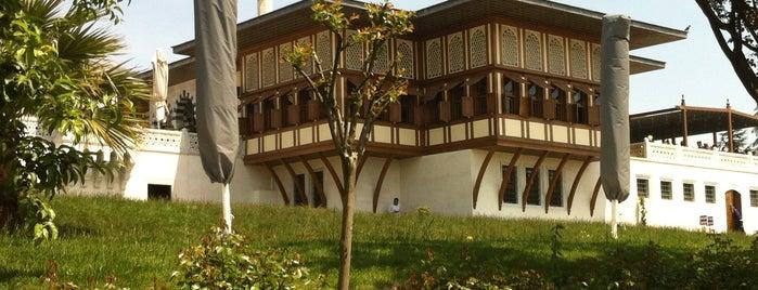 Cihannüma Köşkü is one of İstanbul.