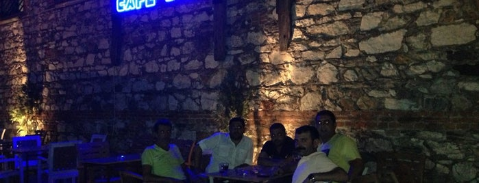 Tosun Cafe Bar is one of doğallık..