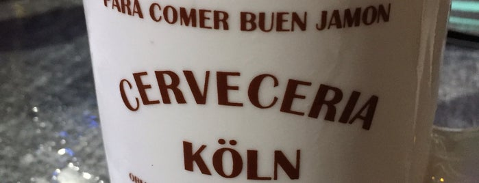 Köln is one of Bares, qué lugares!!.