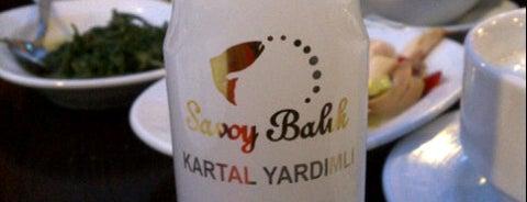 Savoy Balık is one of Best Food, Beverage & Dessert in İstanbul.