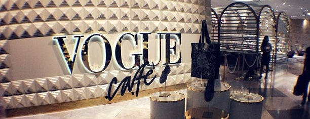 Vogue Cafe is one of Dubai Food 6.