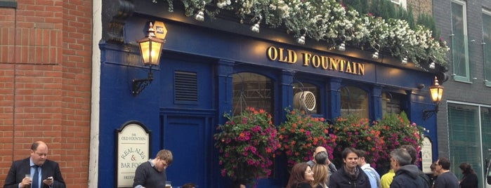 The Old Fountain is one of Pubs - Brewpubs & Breweries.