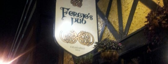 Fergie's Pub is one of The 15 Best Places for An Irish Beer in Philadelphia.