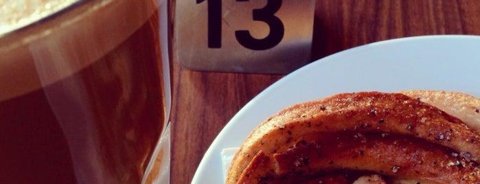 Slottsstadens Stenugnsbageri is one of Must-visit Cafés in Malmö.