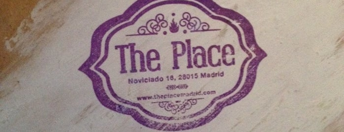 the place is one of Menú 1/2día.