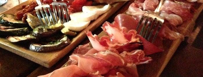 I Famosi is one of food.