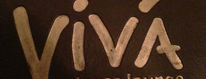 ViVA Bistro & Lounge is one of Favorite Food.