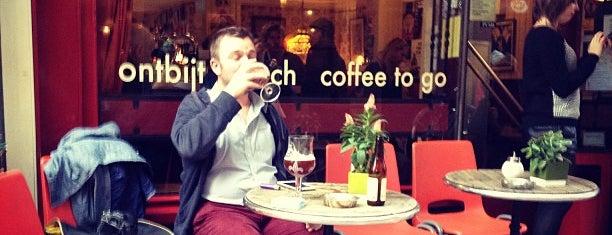 Café De Tuin is one of Free WiFi Amsterdam.