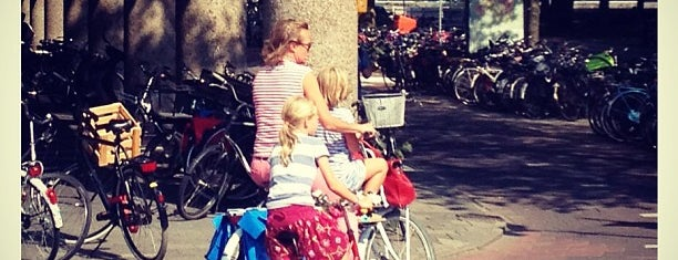 Kiss & Ride is one of Maarssen.