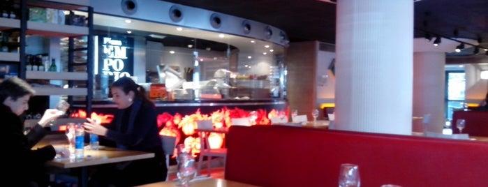 Pizza Emporio is one of Restaurantes que admiten cheques Gourmet.