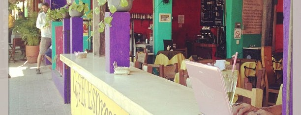 Cafe El Expresso Sayulita is one of Estrella Del Mar Insider's Guide.