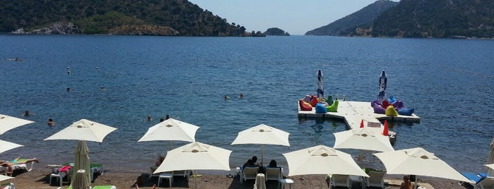 Beach 34 is one of Marmaris Otelleri.