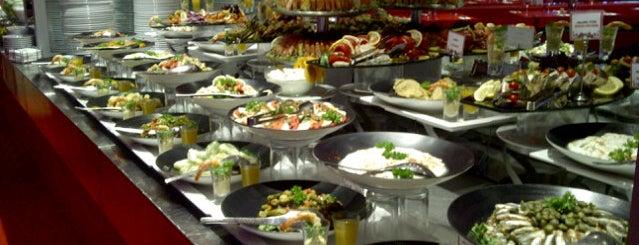 Kırmızı Restaurant is one of Istelezzet.com.