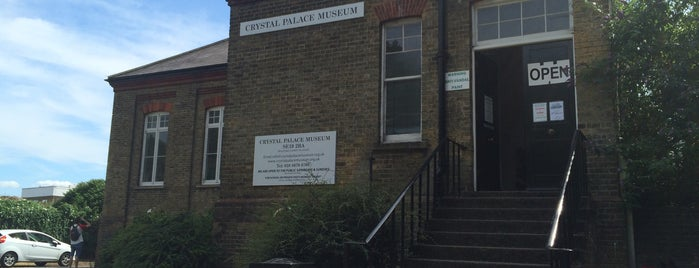 Crystal Palace Museum is one of Crystal palace & Sydenham.