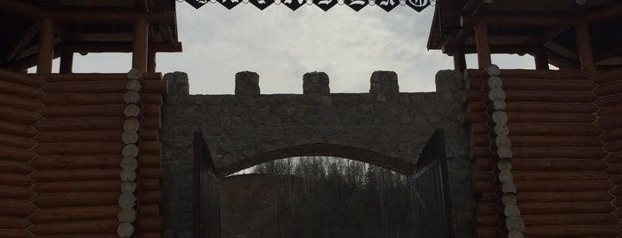 Тульский стрелковый комплекс Цитадель is one of Надо посетить.