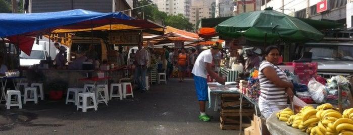 """Feira Livre """"Bela Vista"""" is one of Compras."""