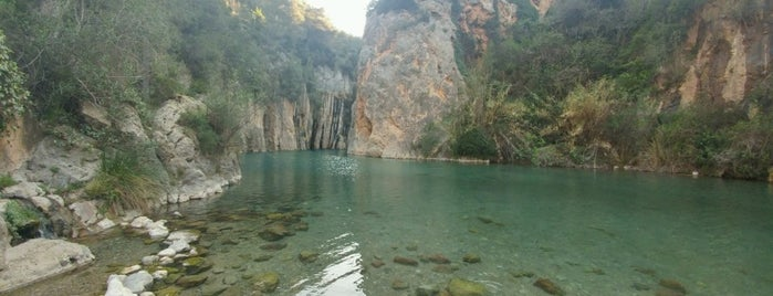 Balneario de Montanejos is one of The Best Of....