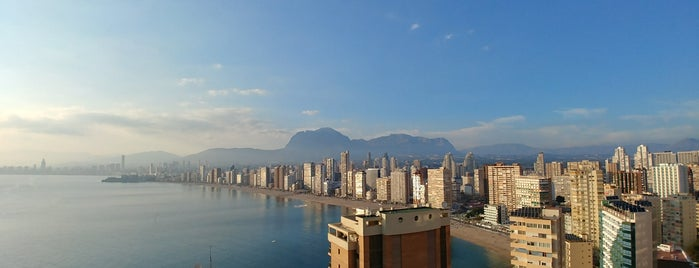 Benidorm is one of Where I have been.
