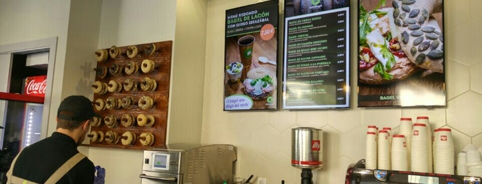 helloBagel is one of valencia.