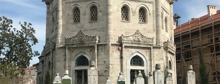 Tomb of Sultan Mehmed V Reşad is one of İSTANBUL PADİŞAH TÜRBELERİ.