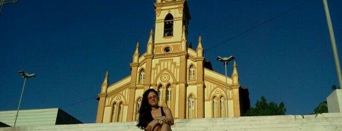 Igreja de São Benedito is one of *****Beta Clube*****.