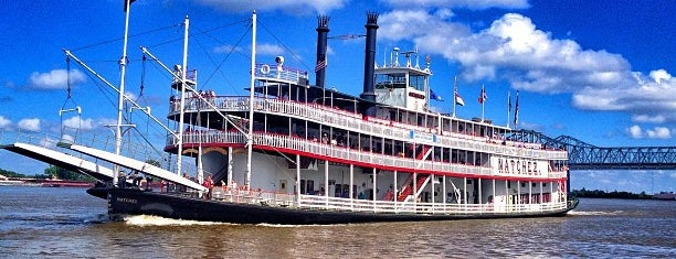 Steamboat Natchez is one of New Orleans Things to Do.