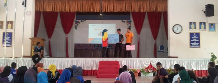 SMK Bukit Payong is one of Learning Centers #2.