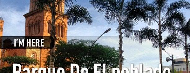 Parque de El Poblado is one of For Colombia.