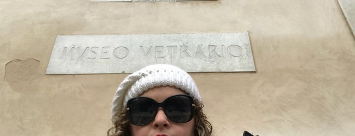 Museo del Vetro / Glass Museum is one of Venice.
