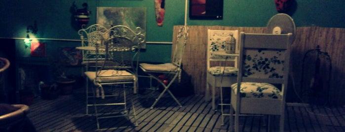 Nar-ı Aşk Cafe is one of Konya'da Café ve Yemek Keyfi.