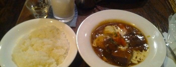 ラヂオキッチン is one of 多摩地区お気に入りカフェ&レストラン.