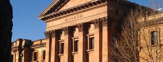 Australian Museum is one of Oldest buildings in Sydney.