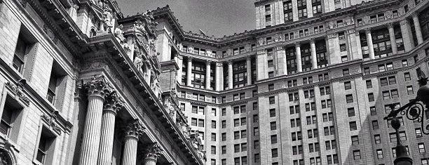 Manhattan Municipal Building is one of Sights in Manhattan.