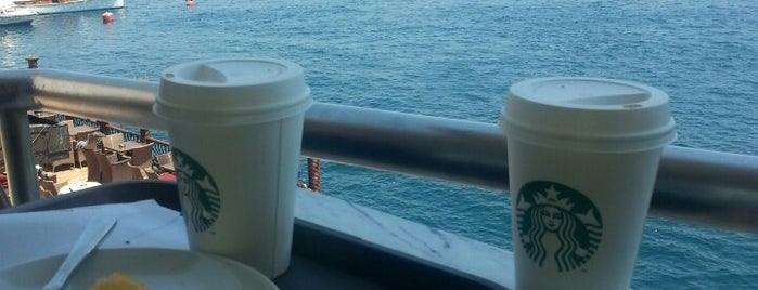 Starbucks is one of The 15 Best Places with Scenic Views in Istanbul.