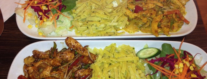 Green Salads is one of Favorite Food.