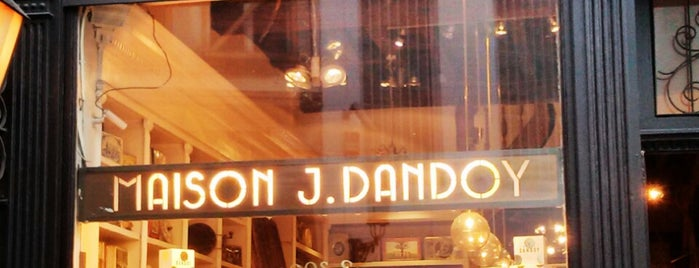 Maison Dandoy - Grand Place is one of Brussels.