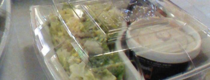 Saladworks is one of Favorite Food.