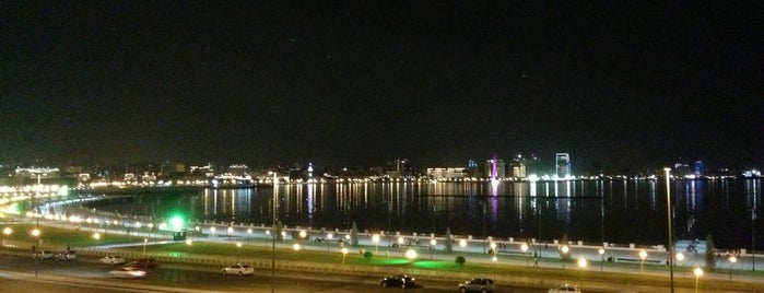 Panoramic Restaurant And Music Hall is one of Restaurants in Baku (my suggestions).