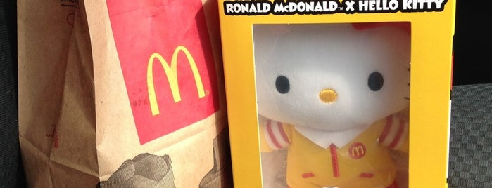 McDonald's is one of Top 10 favorites places in Kuala Lumpur, Malaysia.